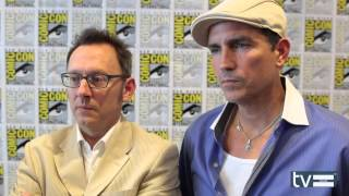 Person of Interest Season 3: Michael Emerson & Jim Caviezel Interview