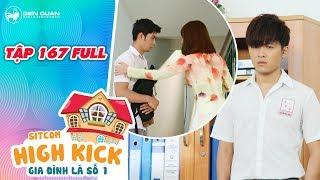 Gia đình là số 1 sitcom   Tập 167 full: Đức Mẫn ganh tị khi Diệu Hiền quan tâm Đan Vũ hơn mình