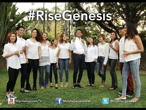 Manila Genesis Artists - The Reason We Sing (Official Music