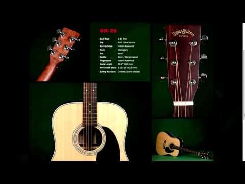 Best Cheap Beginner Acoustic Guitars 2017 List