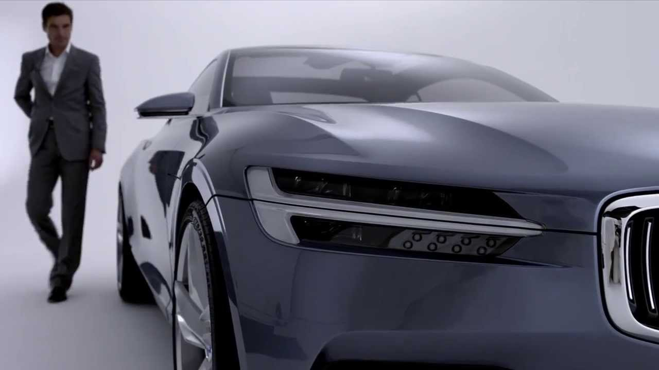 Thomas Ingenlath Talks About The Volvo Concept Coupé - YouTube