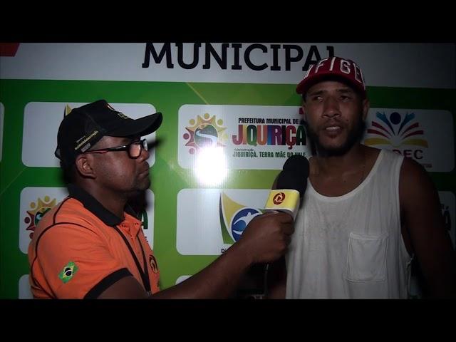 Entrevistas pós-jogo entre Boqueirão 1 X 1 Alagoinhas
