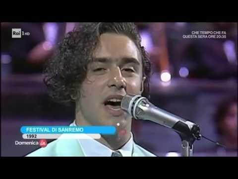 Vi ricordate di Alessandro Canino, il cantante di