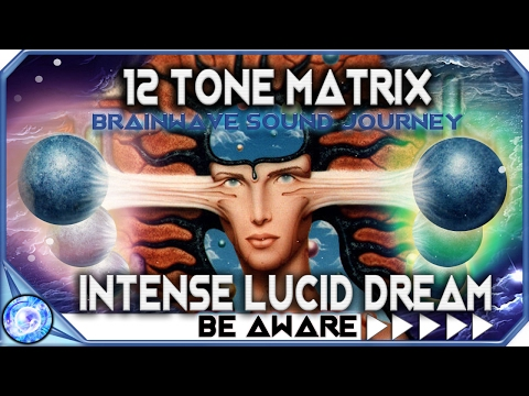 BE AWARE: EXTREMELY!!! INTENSE BEST LUCID DREAMING MEDITATION MUSIC: Theta Binaural Beats