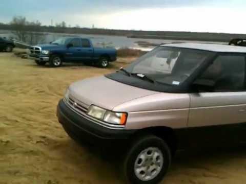 1994 Mazda MPV 4wd climb test - YouTube on 1991 kia sedona minivan, 1991 chevrolet lumina minivan, 1991 toyota previa minivan,