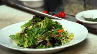 Grilled Chicken & Prosciutto Salad