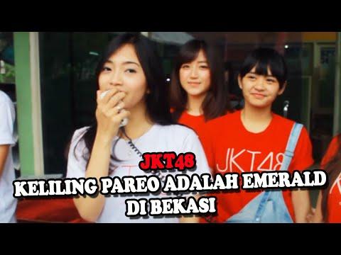 [VIDEO] JKT48 Keliling Pareo adalah Emerald di Bekasi