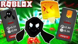 Eu tenho a lanterna GODLY rara e animais de estimação REAPER em Roblox Ghost Simulator