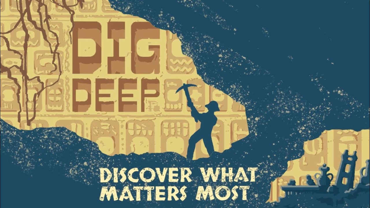Dig Deep Part 2 (August 7) / LB Kids (5th & 6th)