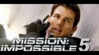 Миссия невыполнима 5 смотреть онлайн трейлер