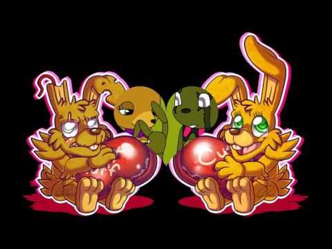 Spring Bonnie x Springtrap vs Spring Bonnie x Fredbear