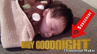 Baby Sleep Music - relax, good night lullaby song for kids