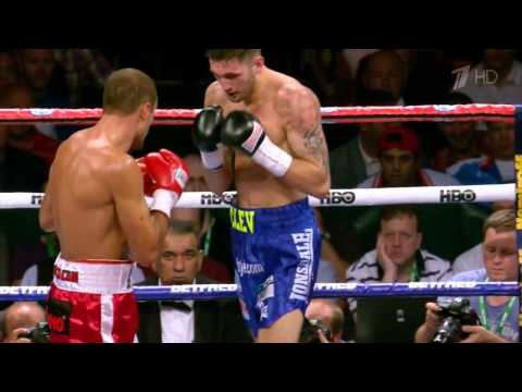 Бокс  Натан Клеверли   Сергей Ковалев   Nathan Cleverly vs Sergey Kovalev 17 08 2013