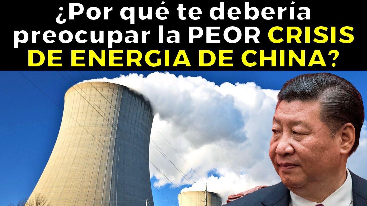 Download PRENDEN LA ALERTA por CHINA Y Su PEOR CRISIS DE ENERGÍA de su historia reciente