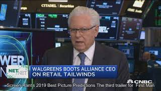 Walgreens wants to be seen as a health-care company, not just a retailer
