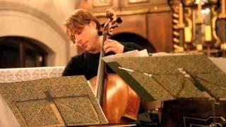 A. Vivaldi: Sonata in a minor for cello e b.c. RV44 (1:Largo, 2:Allegro poco)