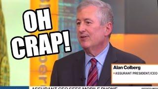 CEO Slips Up On TV, Reveals Dark Truth About Their Agenda! [WATCH]