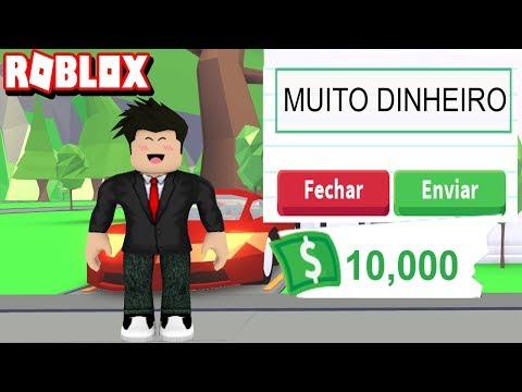 Meu Novo Jeito De Ganhar Muito Dinheiro No Adopt Me Do Roblox Roblox Como Ganhar Muito Dinheiro E Novo Codigo Adopt Me Youtube