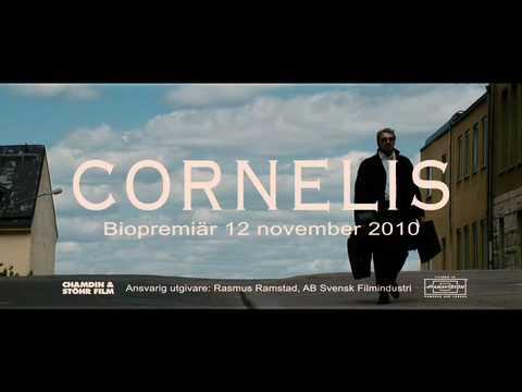 CORNELIS - Musiken från filmen släpps på Metronome 20 oktober 2010.