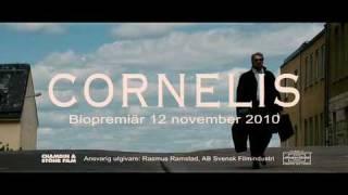 Gambar cover CORNELIS - Musiken från filmen släpps på Metronome 20 oktober 2010.