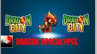 Dragon City Comment avoir le dragon Apocalypse