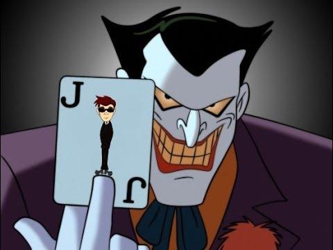 Batman a serie animada ep 1 asas de couro - 3 1