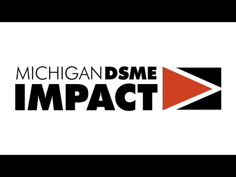 Diabetes Self-Management Education (DSME) in Michigan
