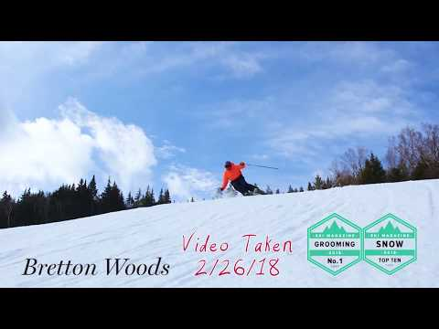 Day at The Woods, Spring Skiing and Savings