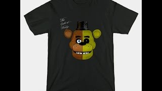 ROBLOX- Five Nights at Freddy's Look Ideas