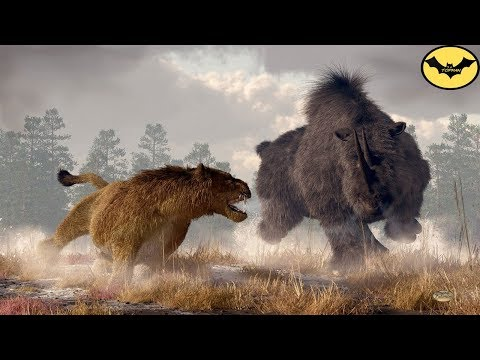 5 Most Lethal Prehistoric Predators Of Ice Age.