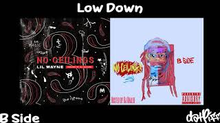 Lil Wayne - Low Down | No Ceilings 3 B Side (Official Audio)