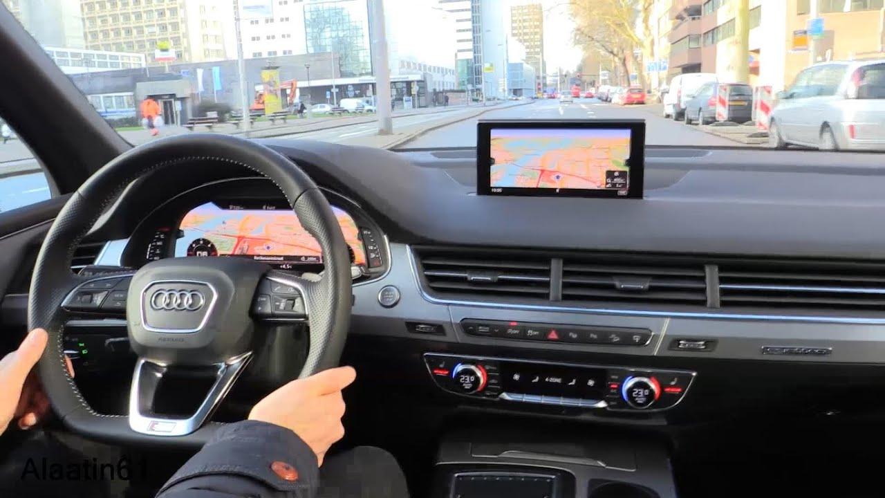 Audi Q Test Drive YouTube - Audi test drive