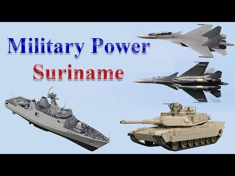 Suriname Military Power 2017