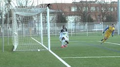 Premier but de Jérôme Rothen avec le Plessis Robinson