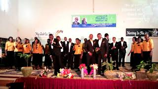 Gambar cover There's no disappointment  in heaven: By Mt. Olives Church Choir