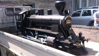 видео Мангал-вагон