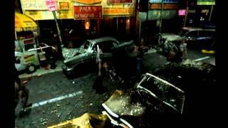 Resident Evil 2 Leon B (Gamecube) part 1