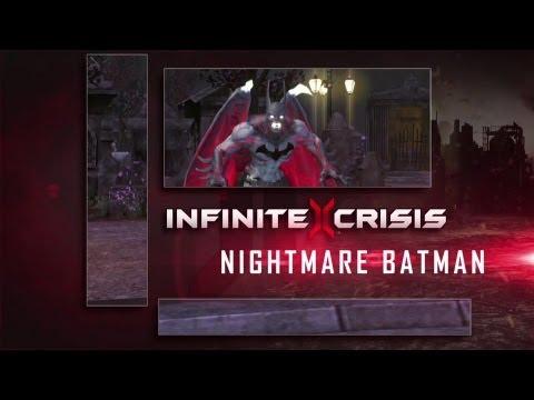 Nightmare Batman - Infinite Crisis - Champion Profile
