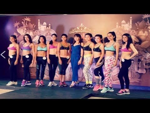 fbb Colors Femina Miss India 2017: Triumph Miss Body Beautiful Sub Contest