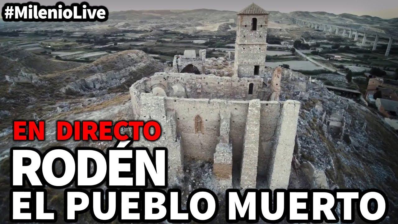 Rodén: el pueblo muerto   #MilenioLive   Programa nº 15 (12/01/2019 ...