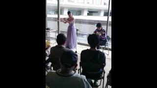 南大沢ロビーコンサート❤ 佐藤かおり 検索動画 23