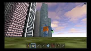 Destroy New york city Roblox