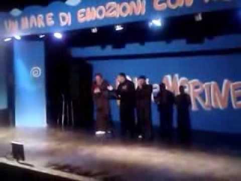 """Cabaret """"Radio Maria"""" Residence Blue Marine 2012"""