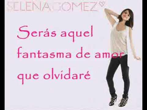 Selena Gomez Fantasma De Amor