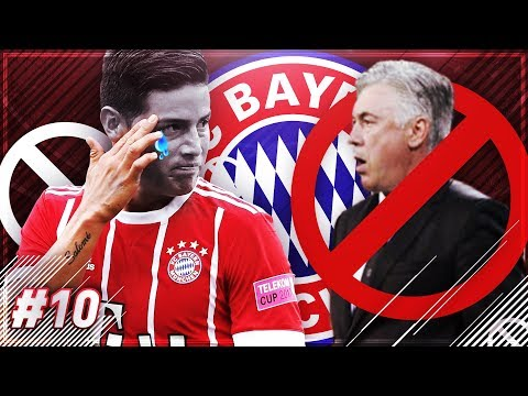 JAMES' LEIHE ABBRECHEN!?? 😢😳 FINALE UM CL-GRUPPENSIEG!! 🔥🔥 - FIFA 18 FC Bayern Karriere #10
