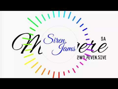 DJ STEEVE - TUPU TUPU SIREN JAM