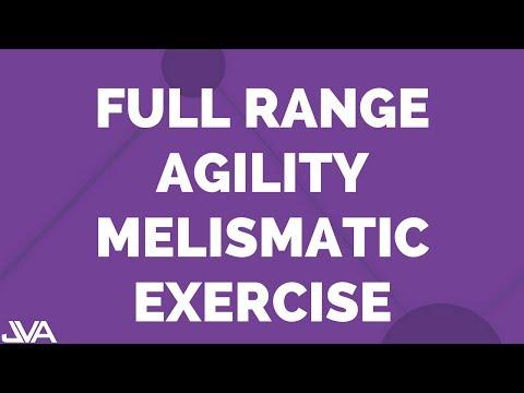 Full Range Agility Melismatic Vocal Exercise