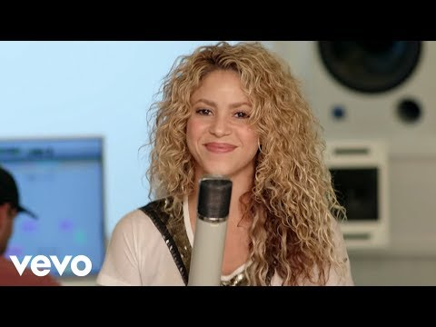 """Shakira - Try Everything (From """"Zootopia"""") [Official Music Video]"""