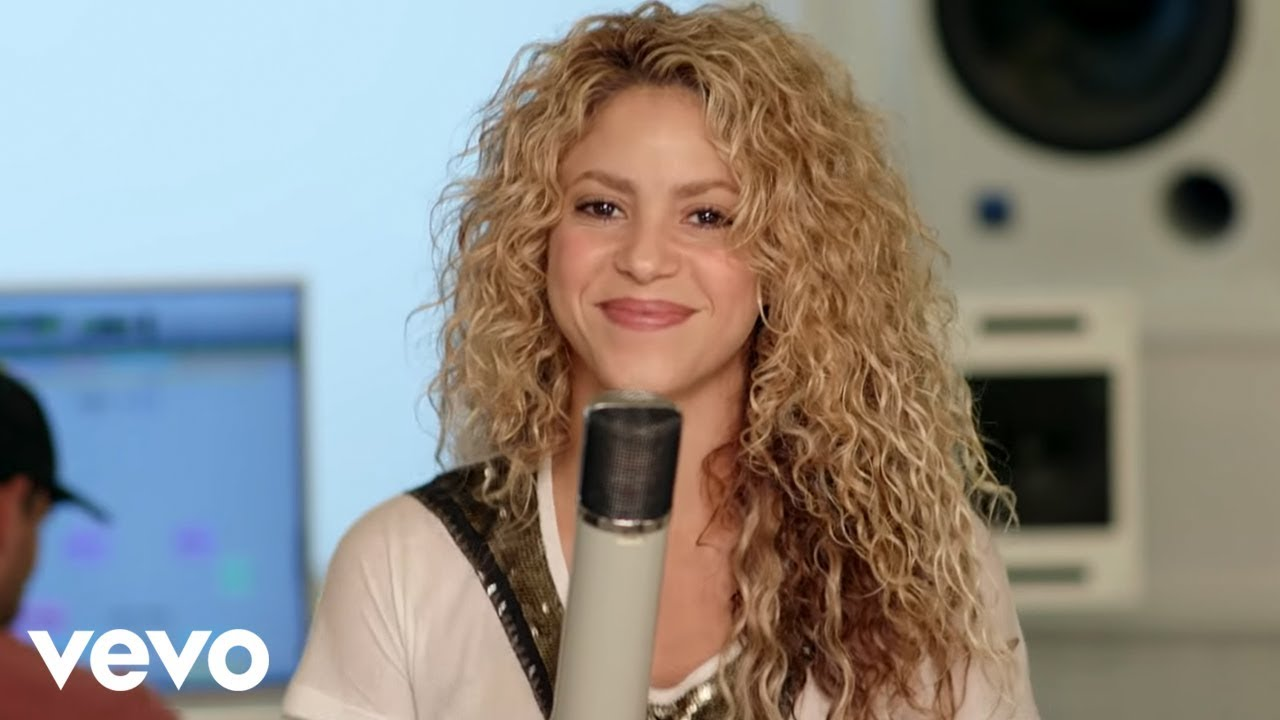 Shakira - Try Everything (Official Video) #1