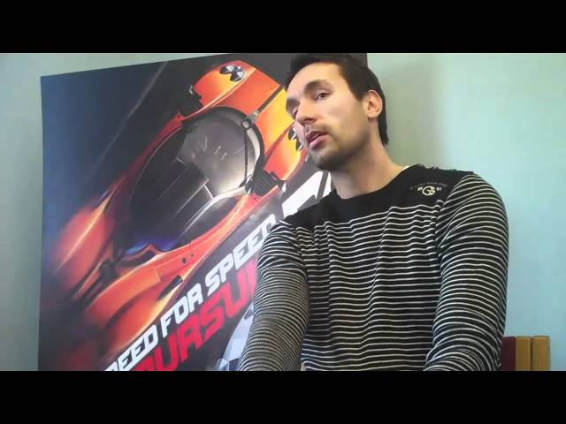 Need For Speed Hot Pursuit Day + Interview Patrick Soderlund